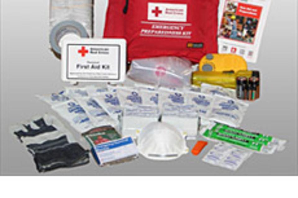 Red Cross Emergency Preparedness Kit
