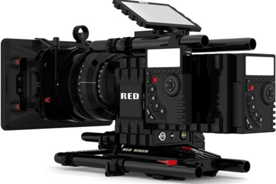RED Modular Cameras