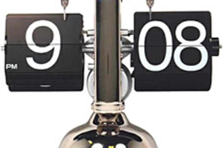 Timex Retro Flip Clock