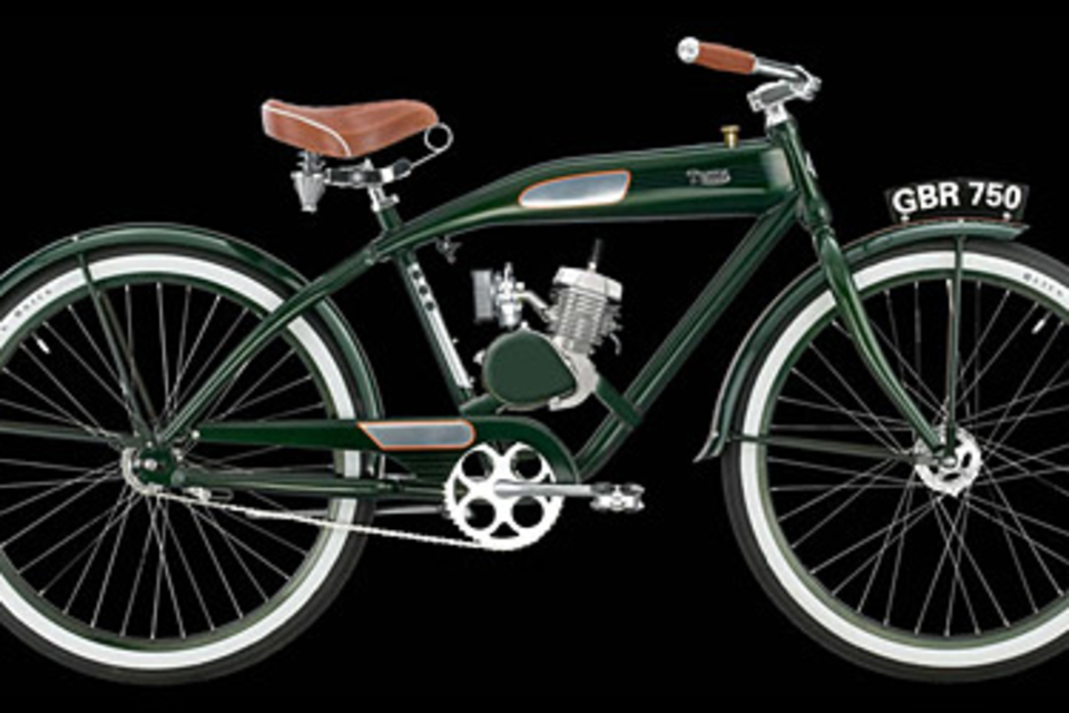 Ridley Vintage Motorbikes