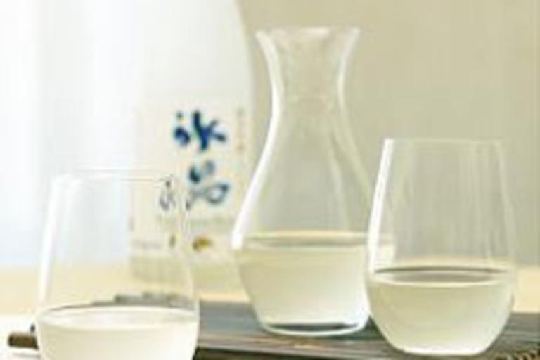 Riedel O Sake Set