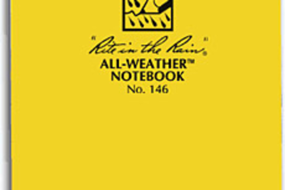 Rite In The Rain All-Weather Pocket Journal