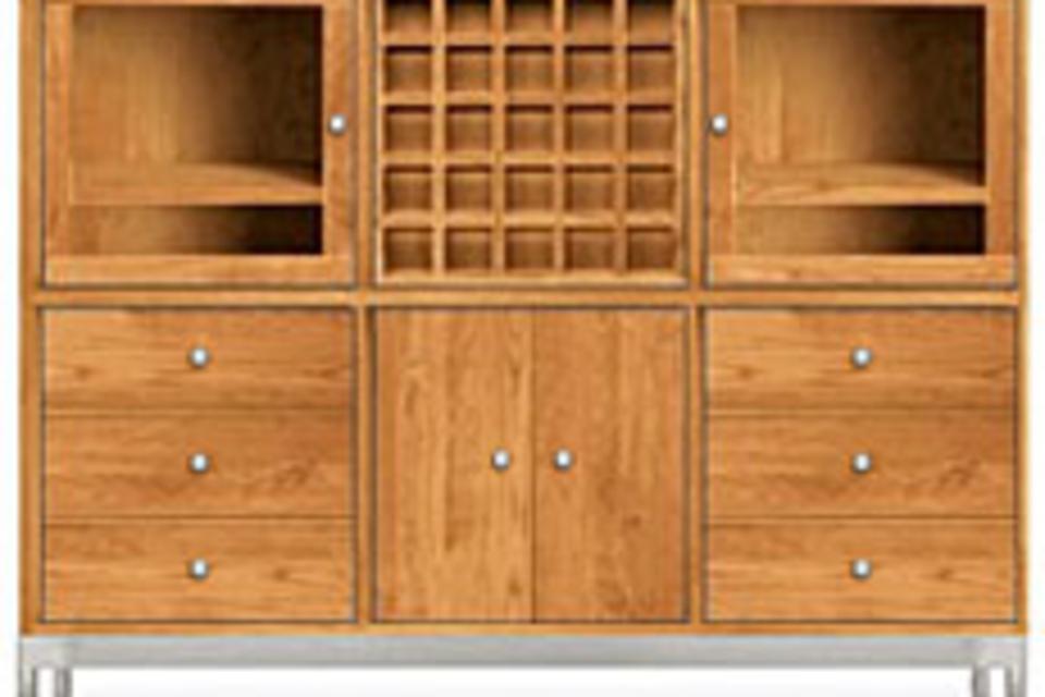 Linear Custom Cabinets