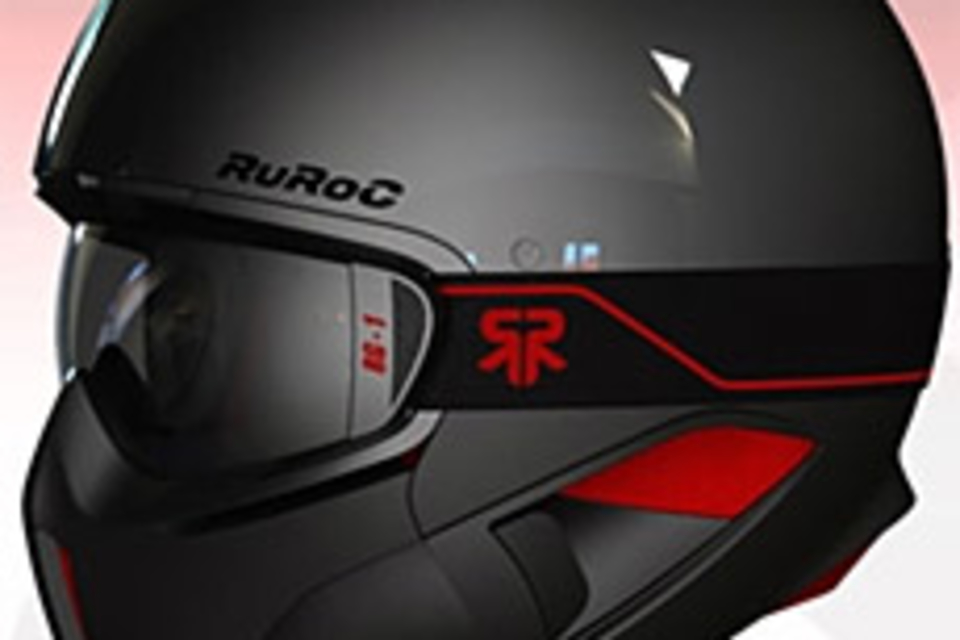 Ruroc Snowboarding Helmets