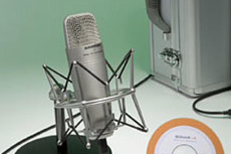 Samson Podcasting Pack