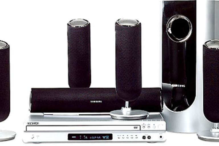 Samsung HT-P50 USB Host Home Theater System