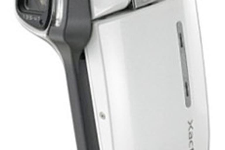Sanyo Xacti E1 Waterproof Camcorder