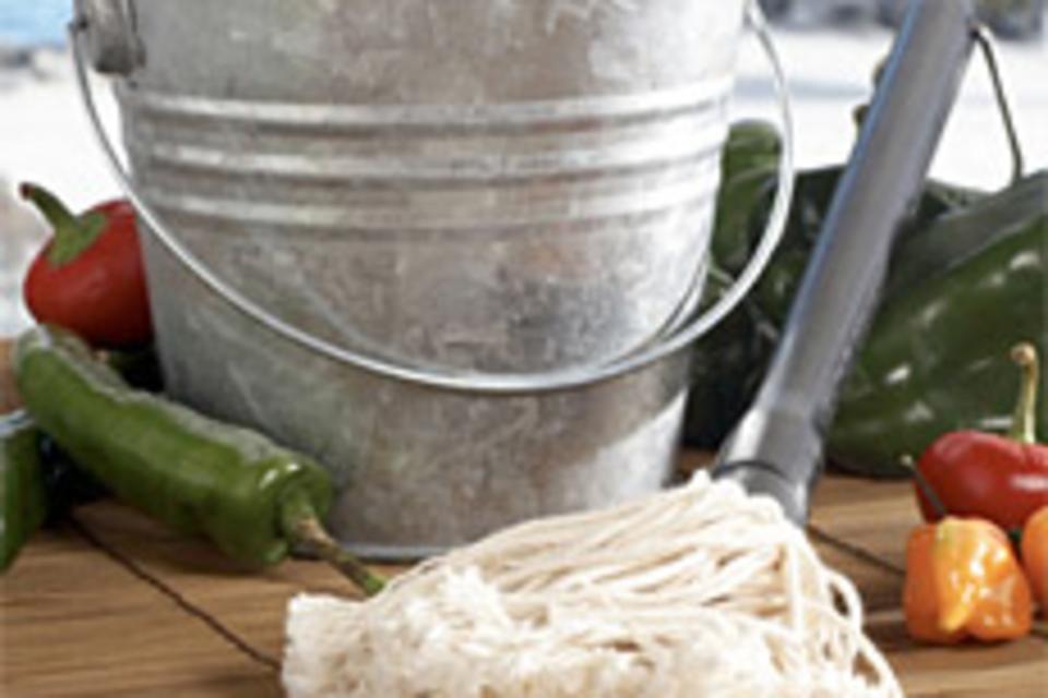 Steven Raichlen Sauce Mop & Bucket