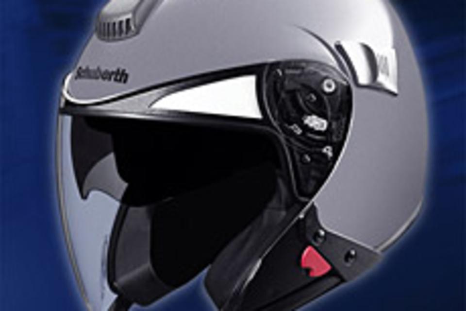 98d54073 Schuberth J1 Helmet | Uncrate