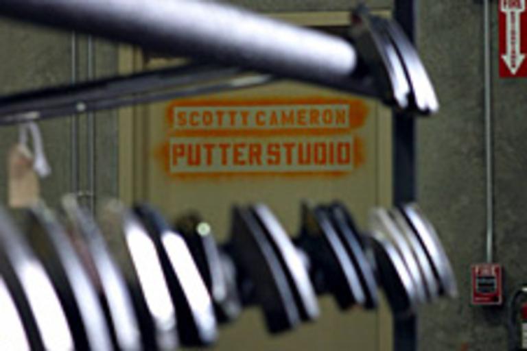 Scotty Cameron Custom Shop