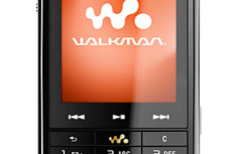 Sony Ericsson W960 Walkman Phone