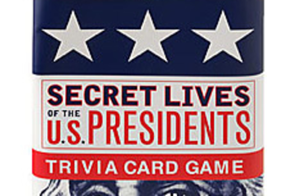 Secret Lives of U.S. Presidents