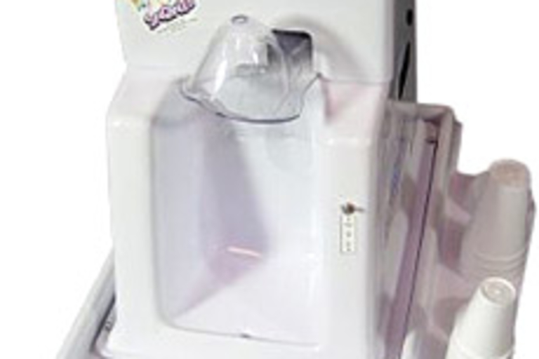 Professional Shaved Ice Machine