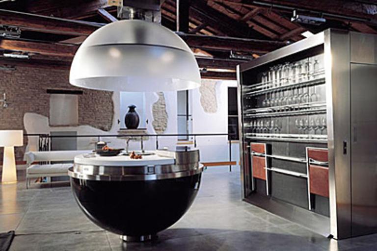 Sheer Kitchen