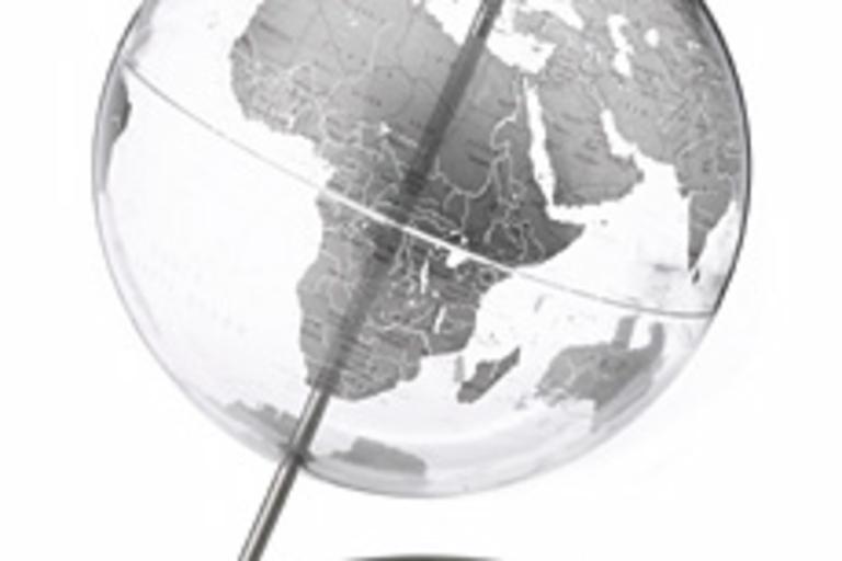 Simplicity Clear Globe