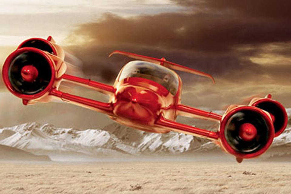 Skycar Prototype