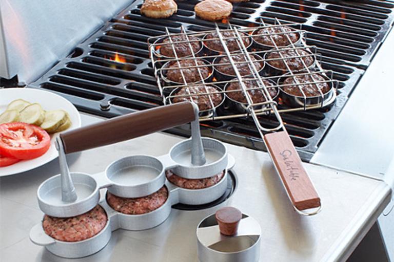 Slider Mini-Burger Tools