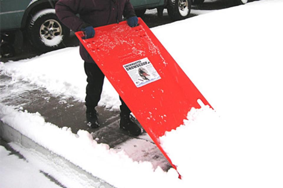 Snowmaster Snow Scoop