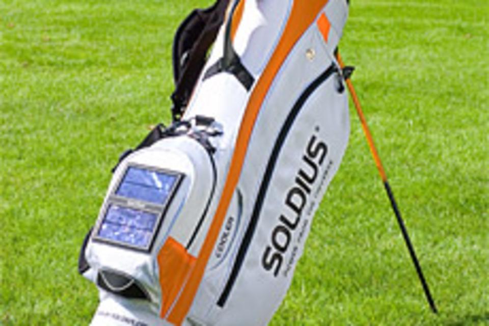 Soldius Solar Charging Golf Bag