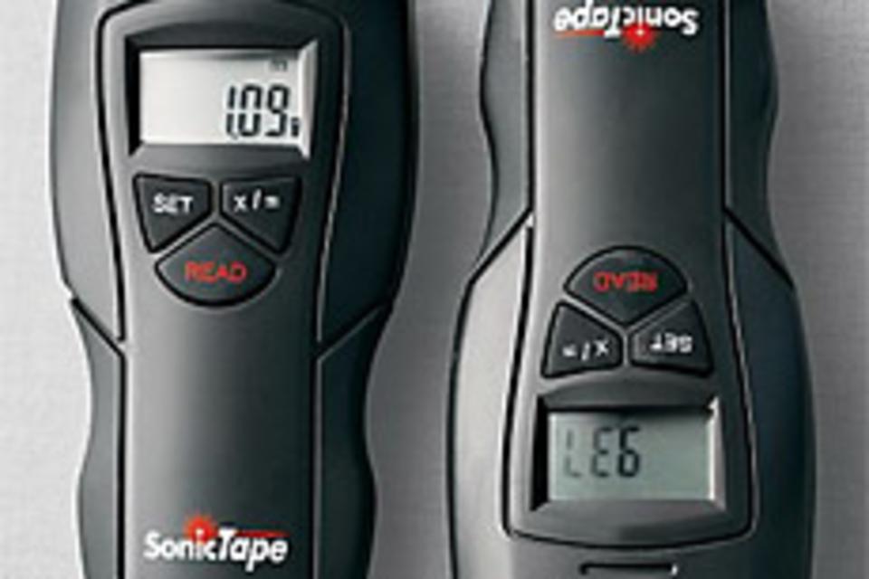 SonicTape Laser Tape Measure