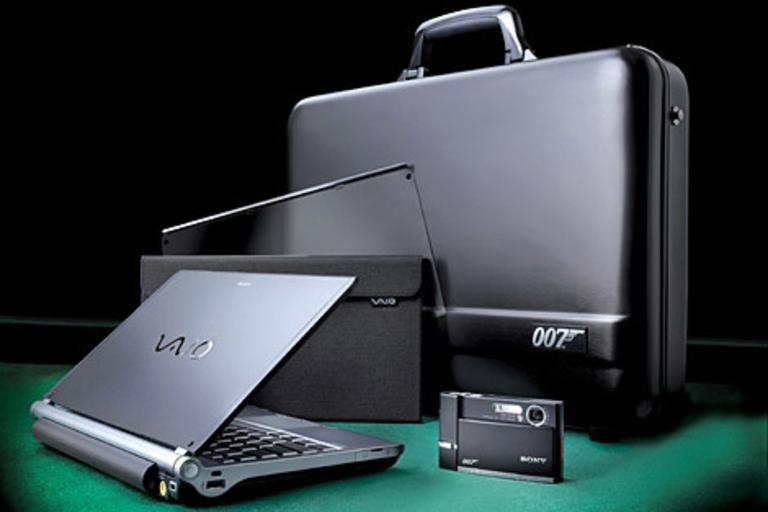Sony James Bond 007 TX Spy Gear Bundle