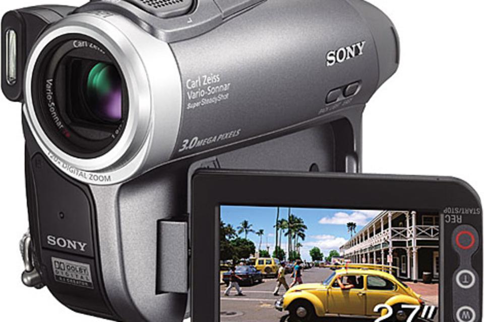 Sony DCR-DVD403 DVD Handycam Camcorder