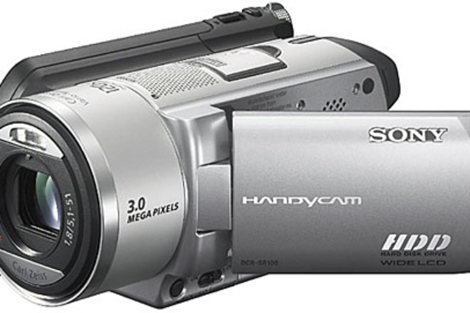 Sony DCR-SR100 30GB Handycam Camcorder