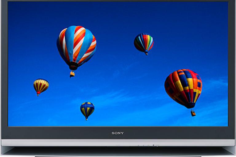 Sony 50-inch Grand WEGA 3LCD HDTV