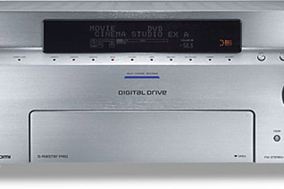 Sony STR-DA7100ES Home Theater Receiver