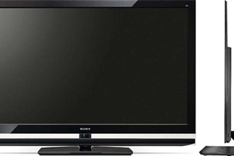 Sony Bravia KLV-40ZX1M LCD TV