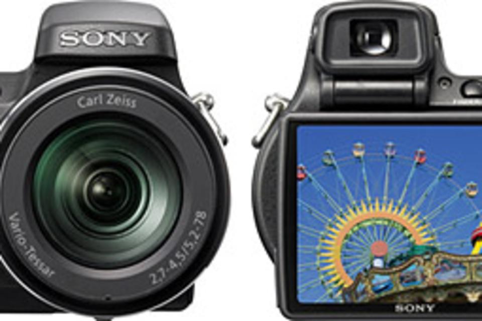 Sony CyberShot DSC-H9
