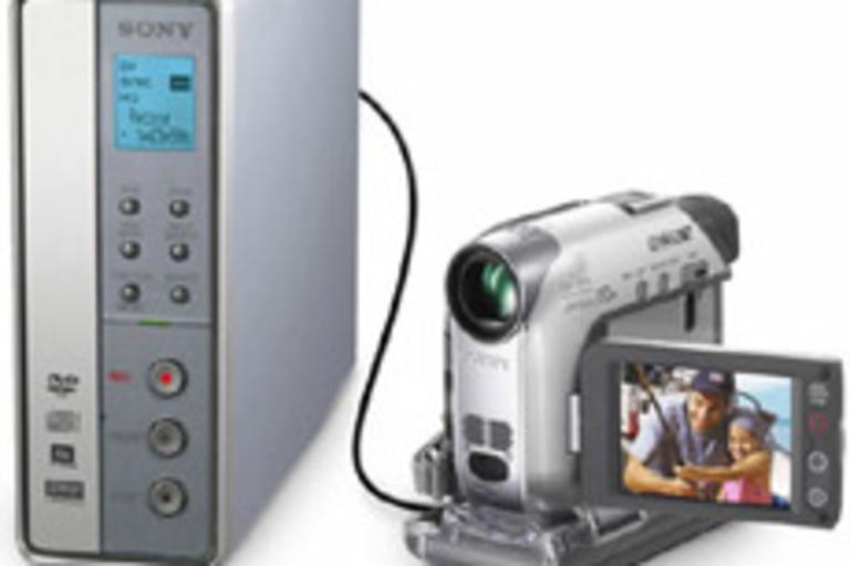 Sony DVDirect Recorder