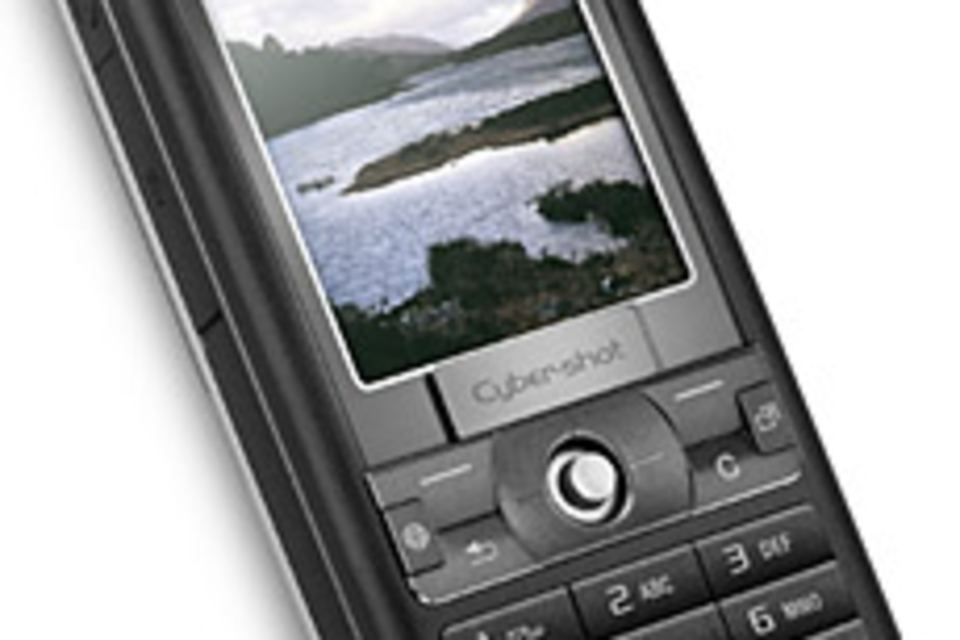 Sony Ericsson K790 Cyber-shot Phone