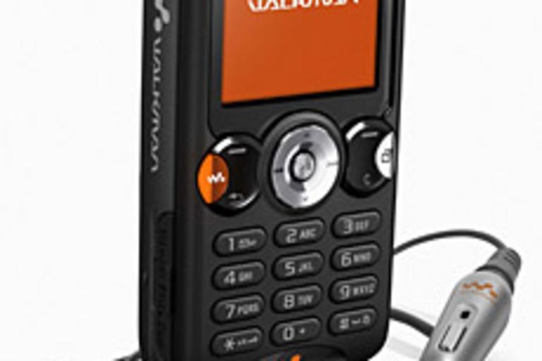 Sony Ericsson W810 Walkman Phone