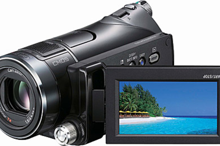 Sony HDR-CX12 Handycam Camcorder