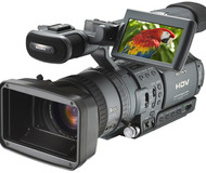 Sony HDR-FX1 HD Digital Camcorder