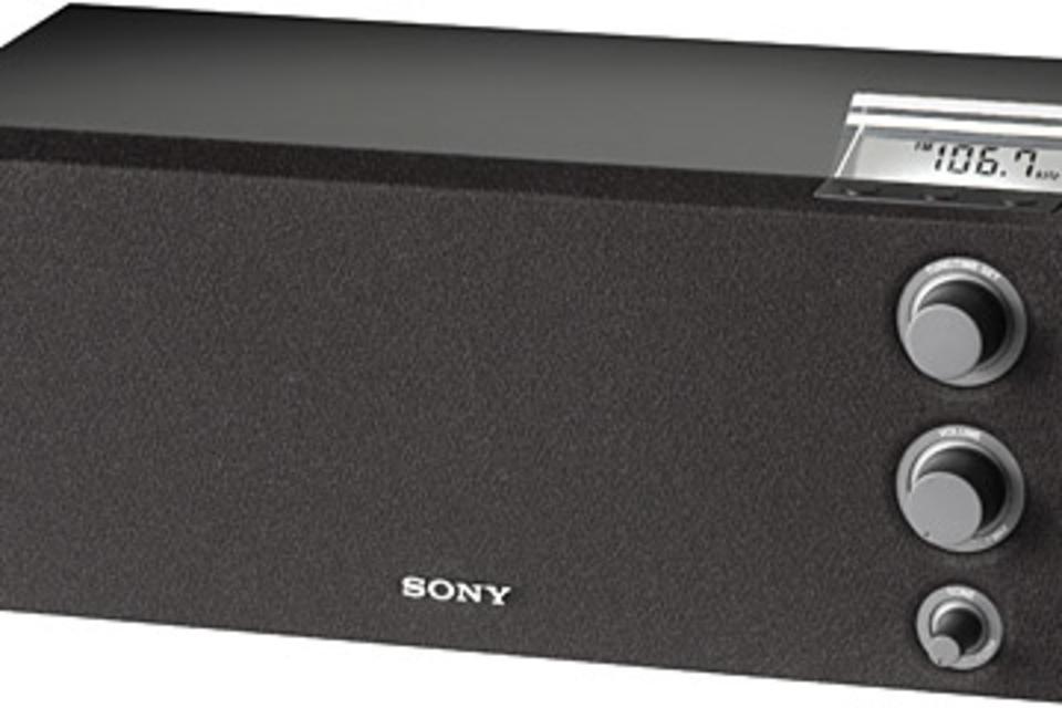 Sony ICF-M1000 'The Radio'