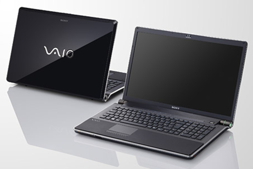 Sony VAIO AW Series Notebook