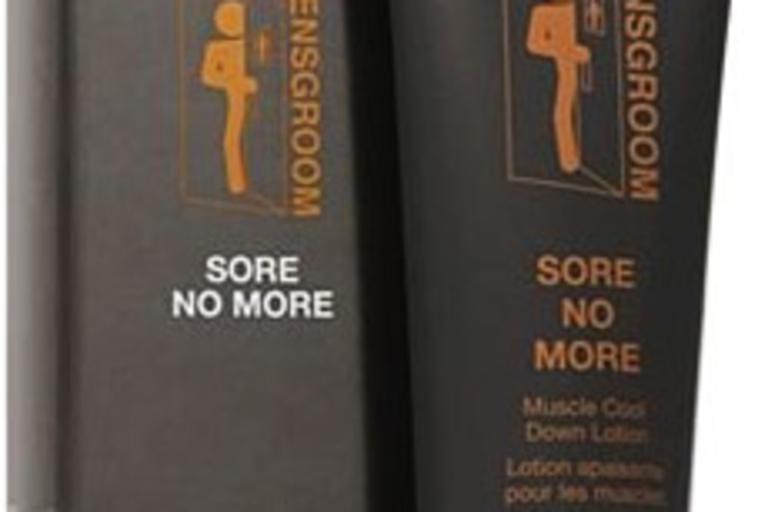Mensgroom Sore No More