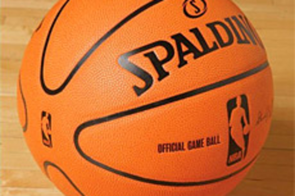 New Spalding NBA Official Game Basketball