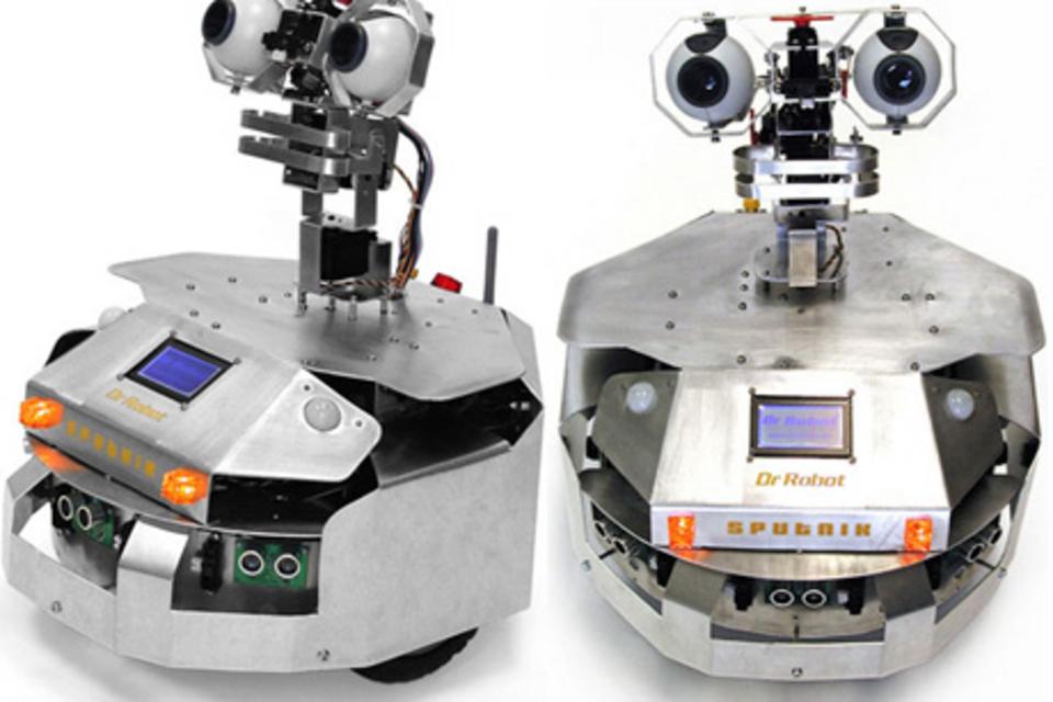 Sputnik Robot
