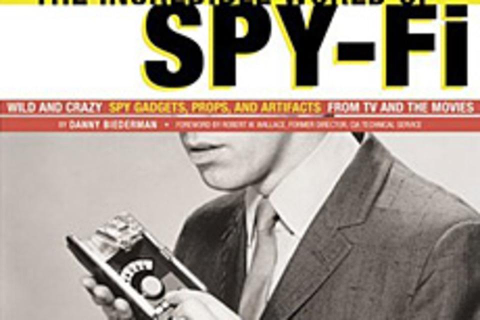 The Incredible World Of Spy-Fi