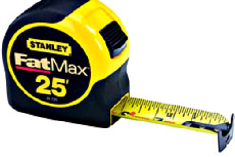 Stanley 25' Fat Max Tape Measure