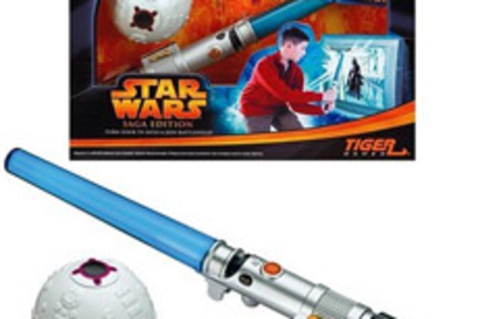 Star Wars Lightsaber Battle Game