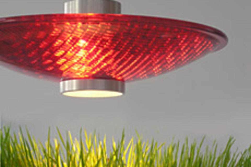 Stoplight Pendant Lamp