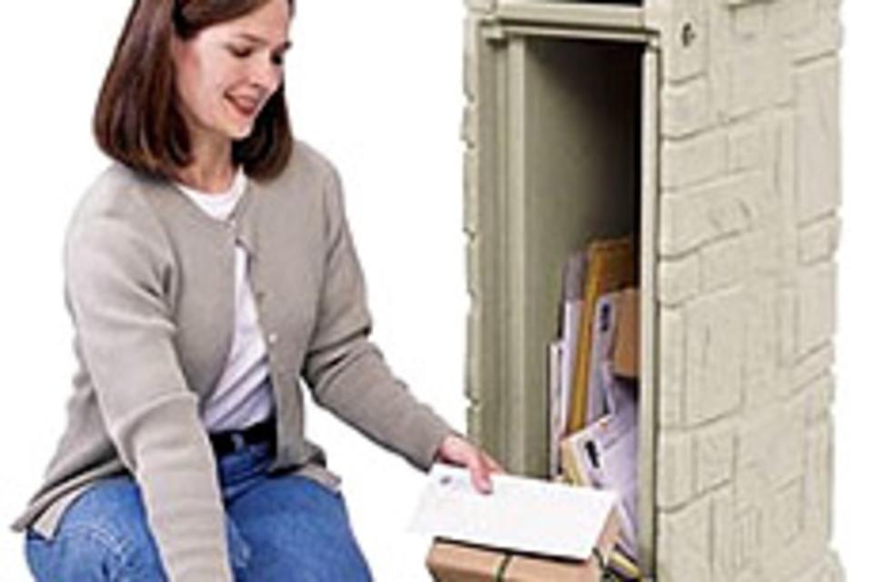 StoreMore Mailbox
