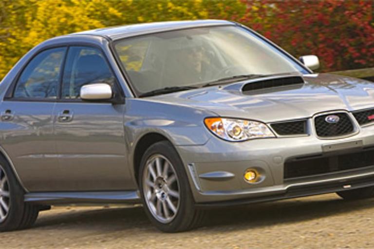 Subaru Impreza WRX STI Limited