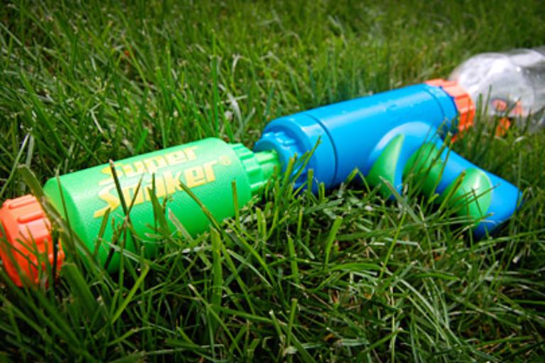 Super Soaker Bottle Shot
