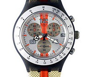 Swatch Too Fast Chronograph