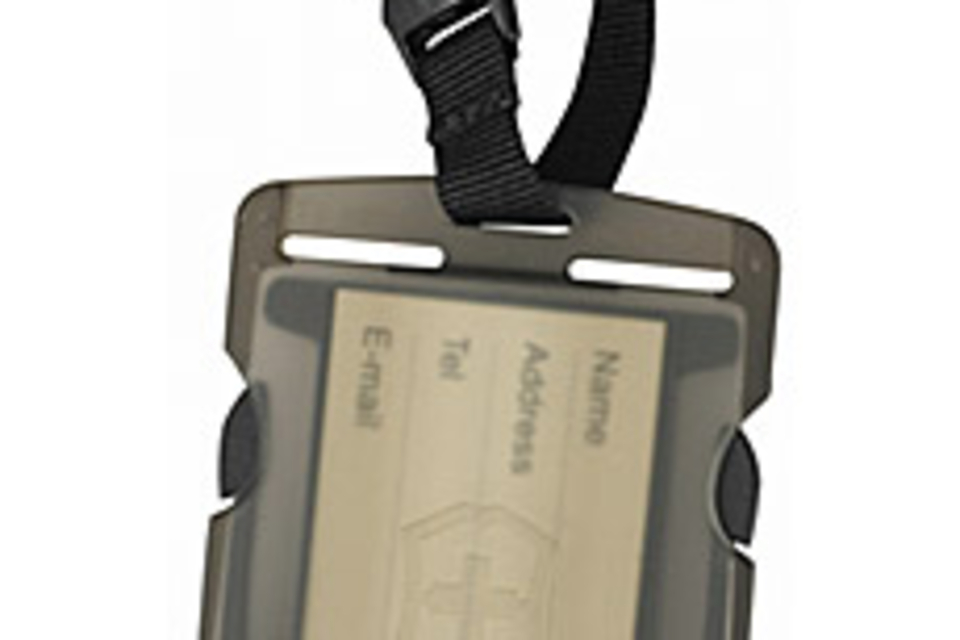 Victorinox Swiss Army Tracking ID Tag
